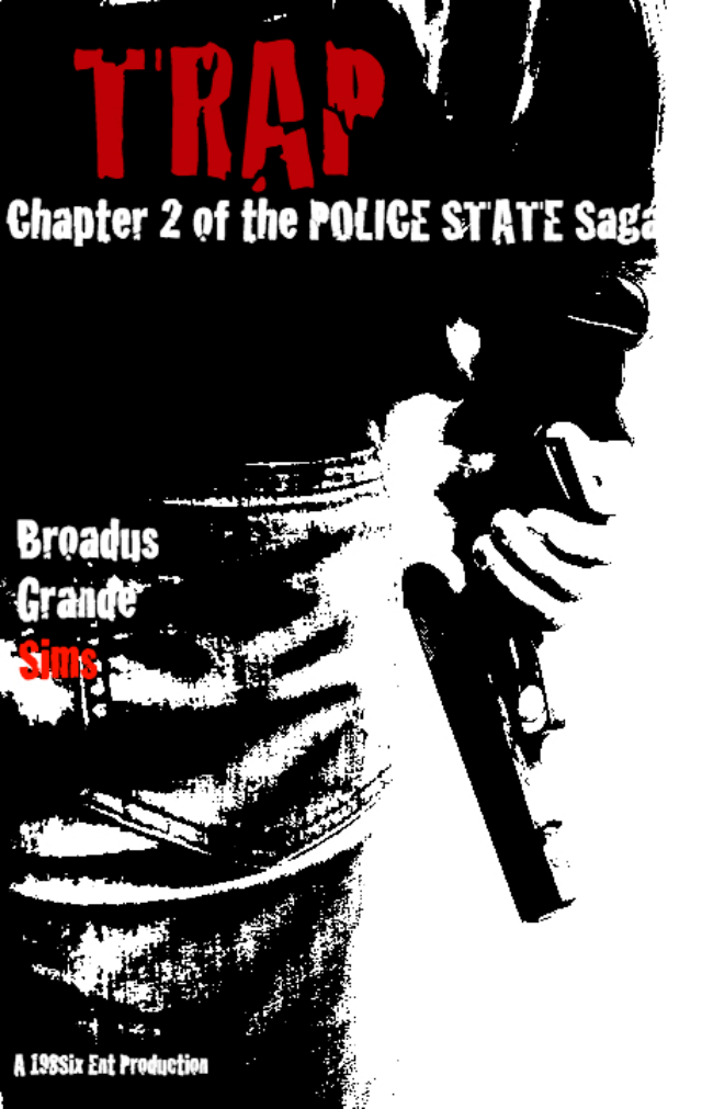 Cover - TRAP Comixology Final
